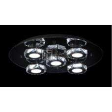 Хрустальная светодиодная люстра DW-8711