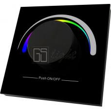 Панель W-RGB (RF RGB, 1 зона) Easydim Black