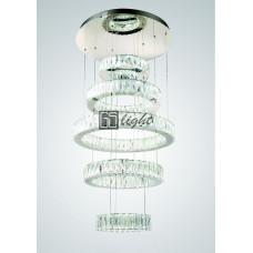 Хрустальная светодиодная люстра DW-8814