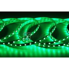 Открытая светодиодная лента SMD 5050 60LED/m IP33 12V Green