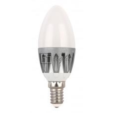 Светодиодная свеча C37-III E14 4.5W 220V Warm White